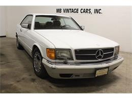 Picture of '89 560SEC located in Ohio Offered by MB Vintage Cars Inc - PMH7