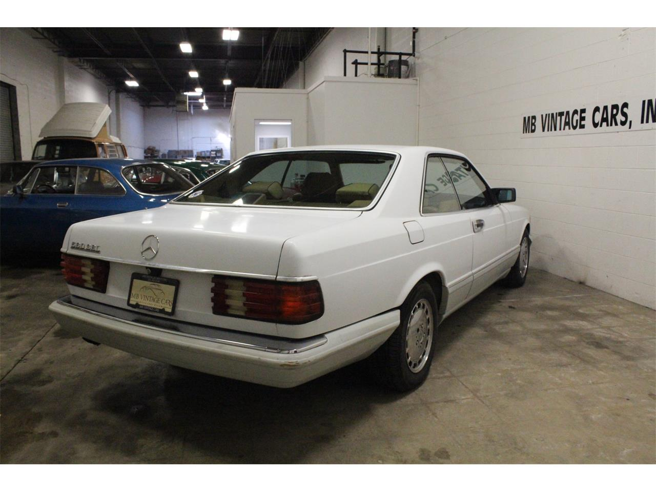 Large Picture of 1989 Mercedes-Benz 560SEC located in Cleveland Ohio - PMH7