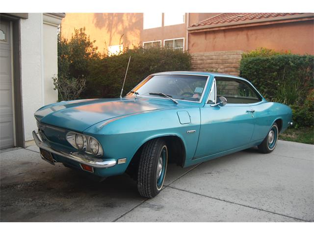 1968 corvair value