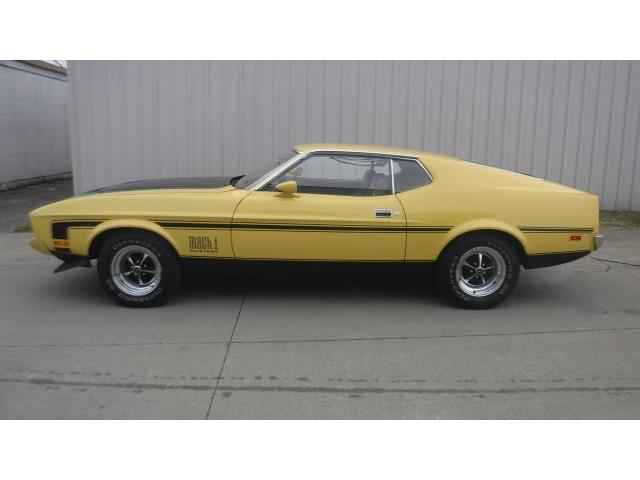 Picture of '73 Mustang Mach 1 - PMHD
