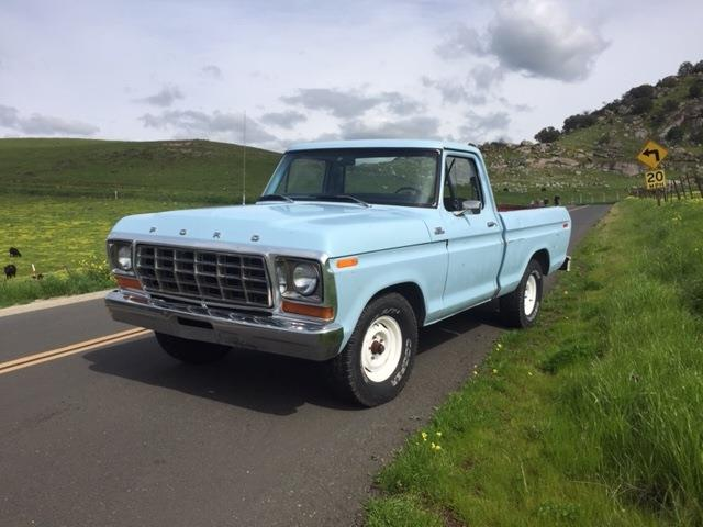1978 Ford F100