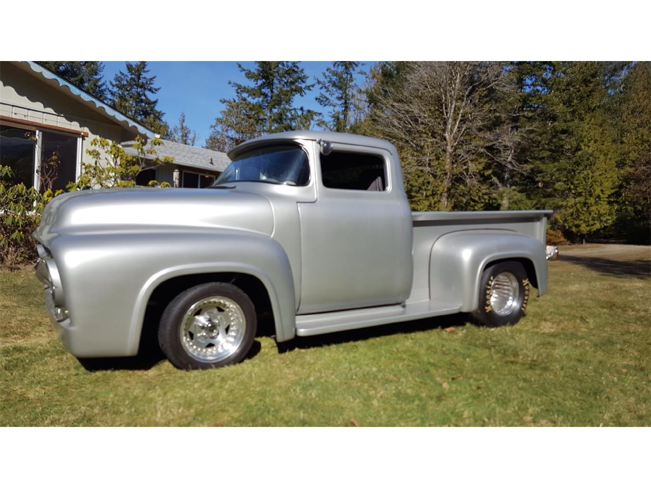 Large Picture of Classic 1956 Ford F100 located in Washington Offered by a Private Seller - PMHX