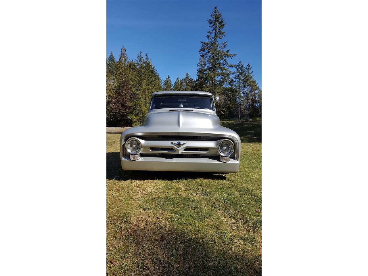 For Sale: 1956 Ford F100 in Quilcene, Washington