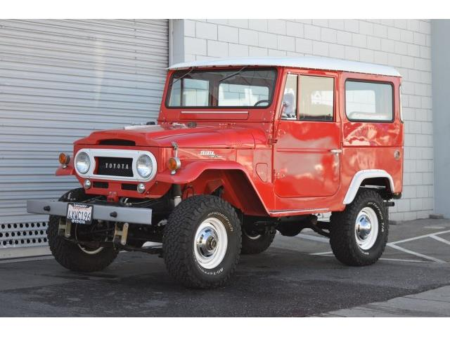 Picture of '65 Land Cruiser FJ40 - PMIT