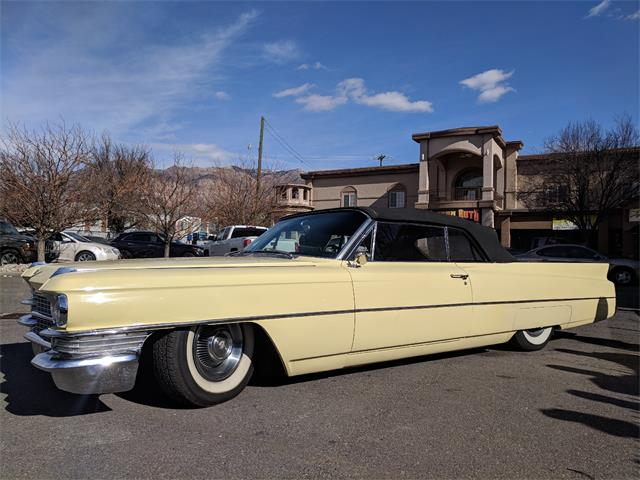 Picture of Classic 1963 Cadillac Series 62 located in Salt Lake City Utah Auction Vehicle - PIN4