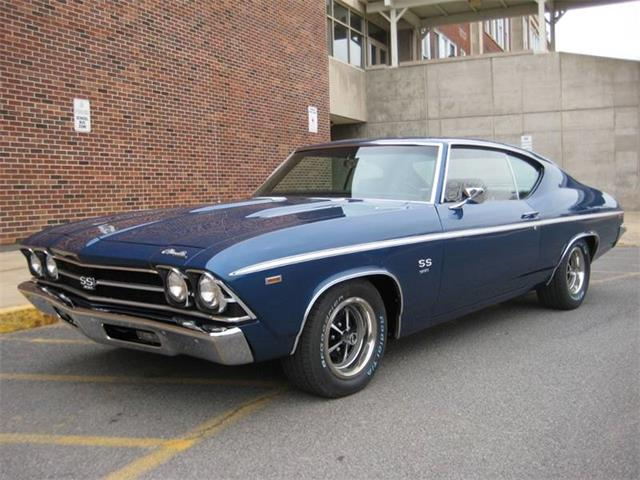 Picture of 1969 Chevelle located in Malone New York Offered by  - PMJA