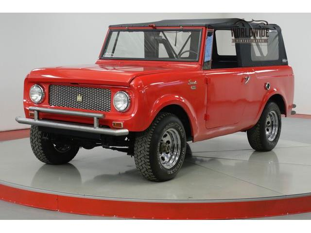 Picture of '64 International Scout located in Denver  Colorado Offered by  - PIN5