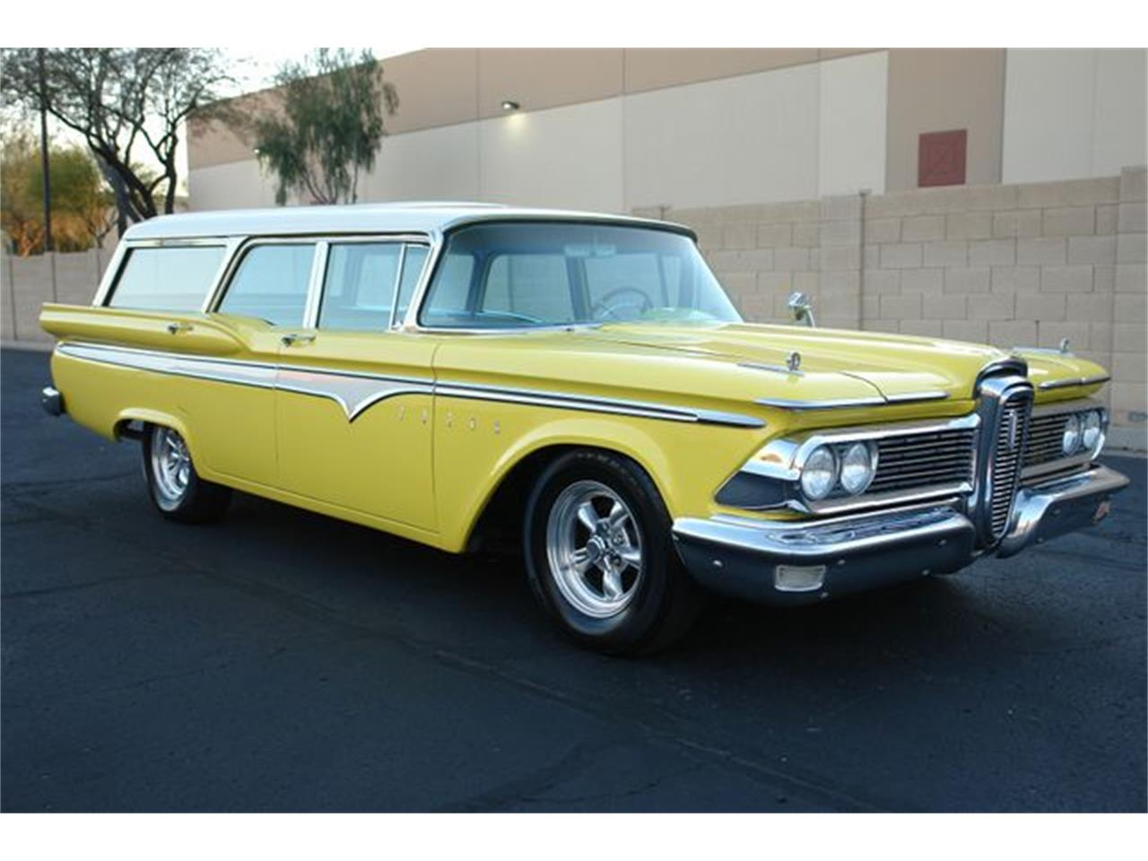 Large Picture of 1959 Edsel Villager located in Arizona Offered by Arizona Classic Car Sales - PMJF