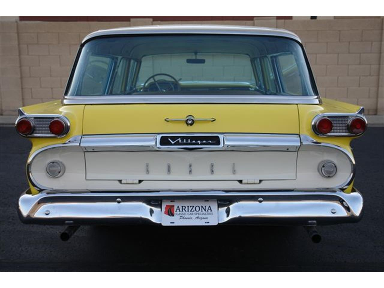Large Picture of Classic '59 Edsel Villager located in Phoenix Arizona - $29,950.00 - PMJF