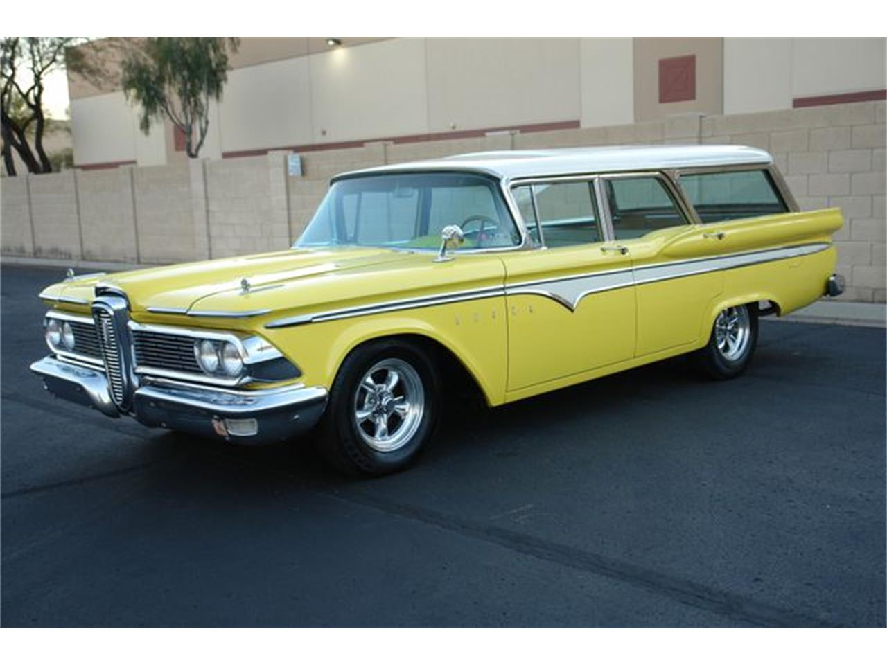 Large Picture of Classic 1959 Villager located in Phoenix Arizona Offered by Arizona Classic Car Sales - PMJF
