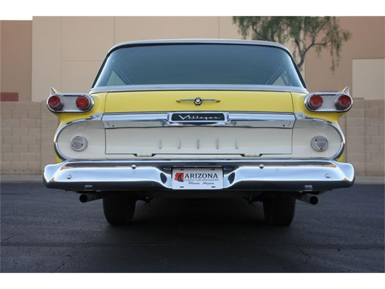 Large Picture of 1959 Edsel Villager Offered by Arizona Classic Car Sales - PMJF