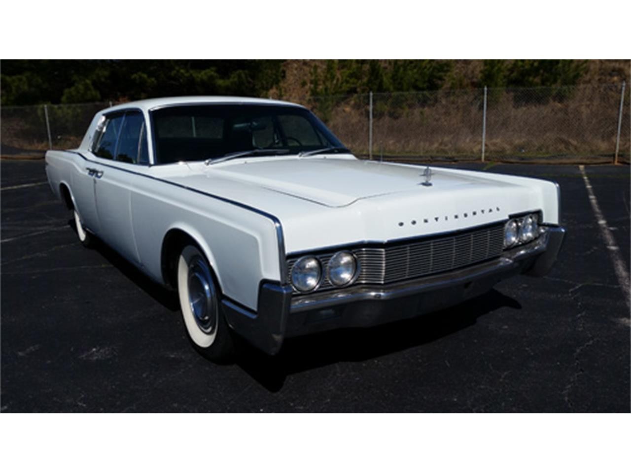 Large Picture of Classic 1967 Lincoln Continental located in Simpsonville South Carolina - $15,988.00 Offered by Dream Cars of the Carolinas - PMJL