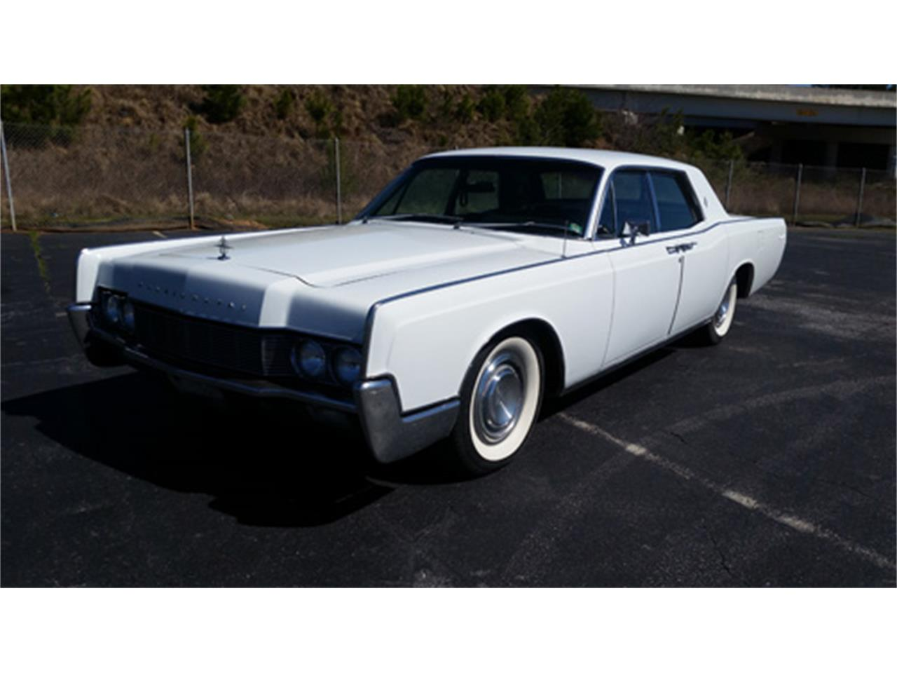 Large Picture of 1967 Lincoln Continental located in South Carolina - PMJL