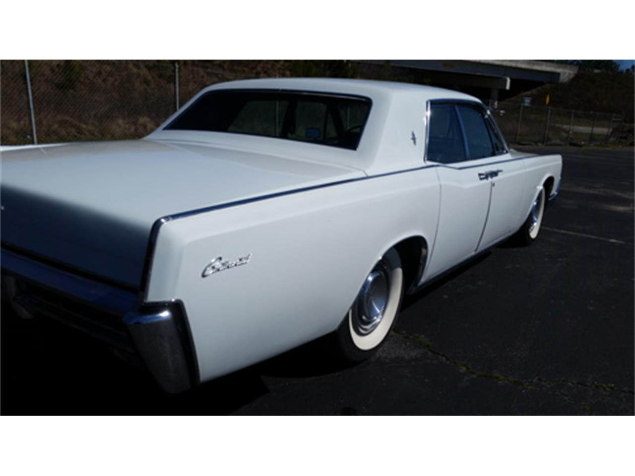 Large Picture of '67 Lincoln Continental - $15,988.00 Offered by Dream Cars of the Carolinas - PMJL
