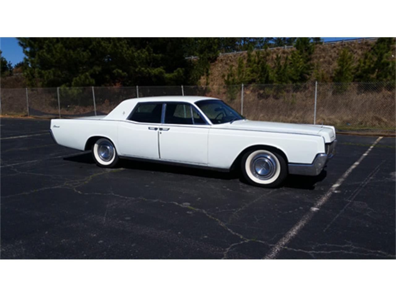Large Picture of Classic '67 Lincoln Continental located in South Carolina - $15,988.00 - PMJL