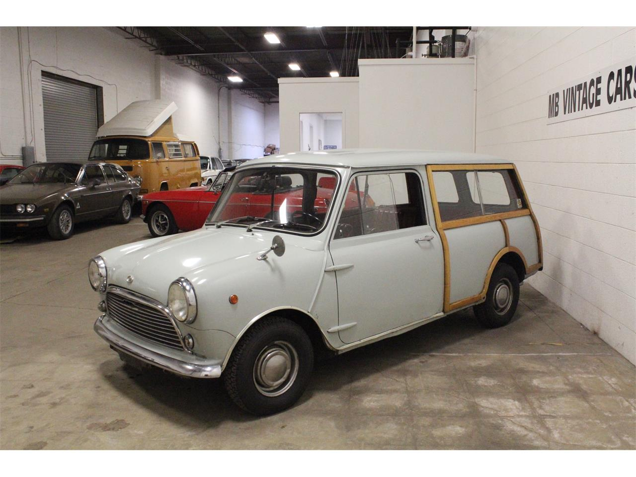 1964 Austin Mini Cooper For Sale Classiccarscom Cc 1195631