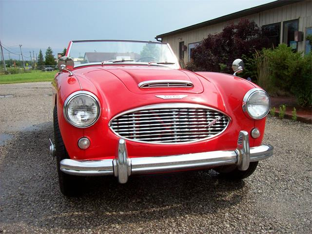 Picture of Classic '60 Austin-Healey 3000 Mark I located in Ohio - $53,500.00 Offered by  - PMK5