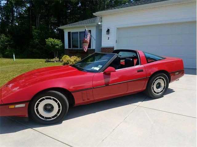 Picture of '84 Corvette - PMK8