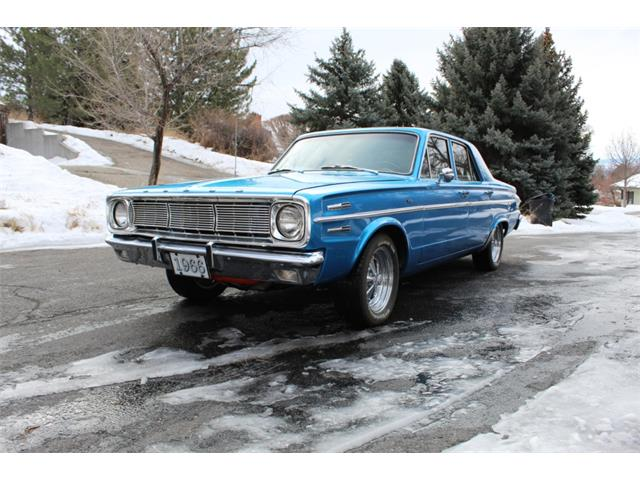 Picture of '66 Dodge Dart located in Utah Auction Vehicle - PINB