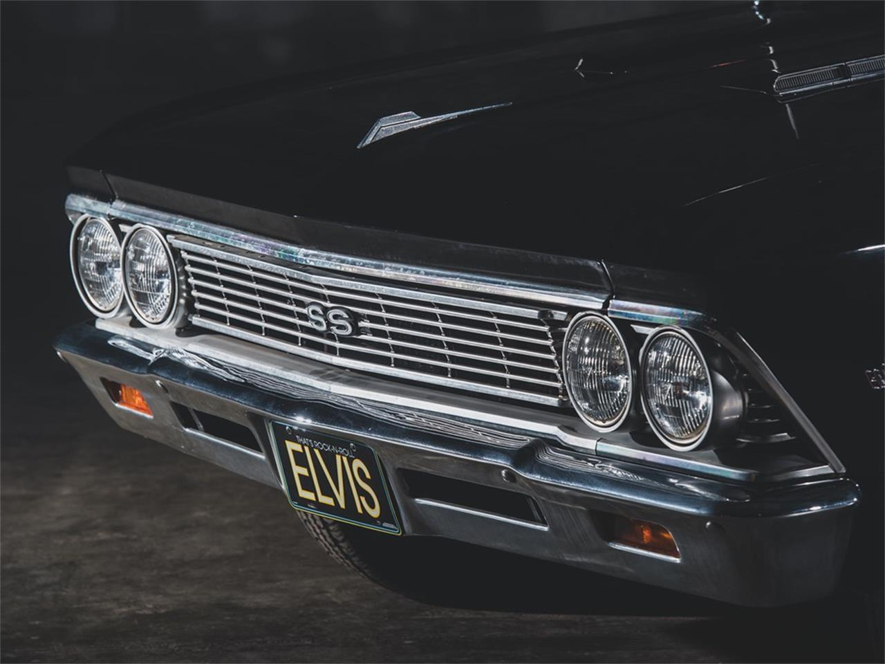 Large Picture of '66 El Camino - PMM7