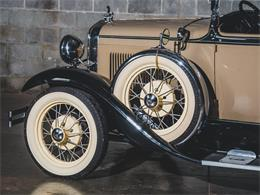 Picture of Classic 1930 Model A DeLuxe Roadster Auction Vehicle - PMMS