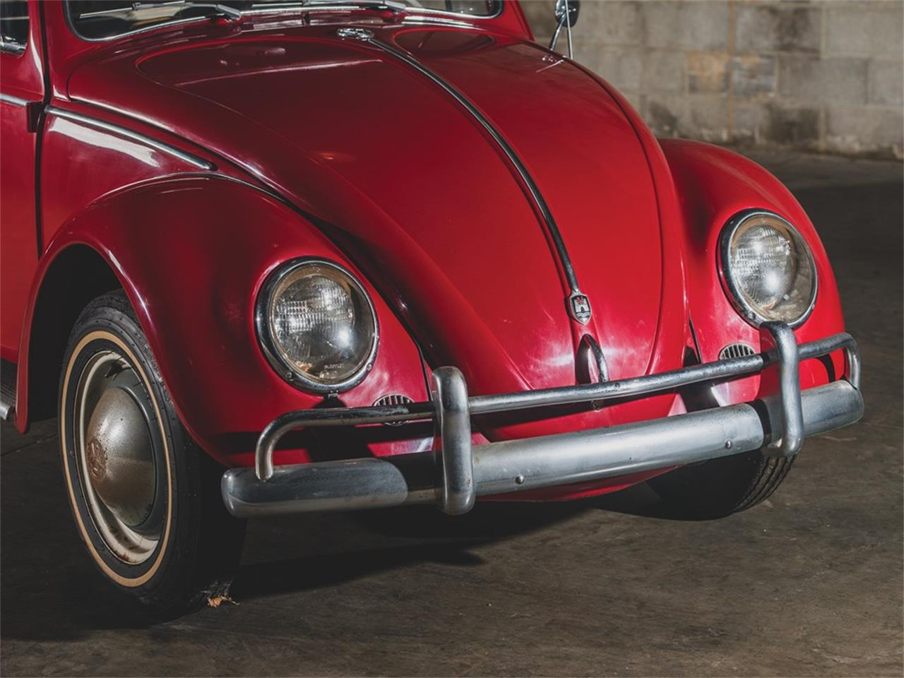 Large Picture of Classic 1962 Volkswagen Beetle Deluxe 'Sunroof' Sedan located in Missouri Auction Vehicle - PMN5