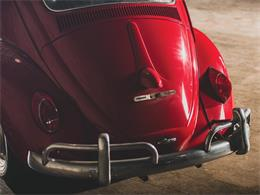 Picture of '62 Beetle Deluxe 'Sunroof' Sedan Auction Vehicle Offered by RM Sotheby's - PMN5