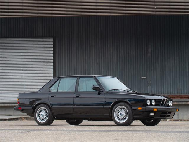 Picture of '88 M5 - PMNG