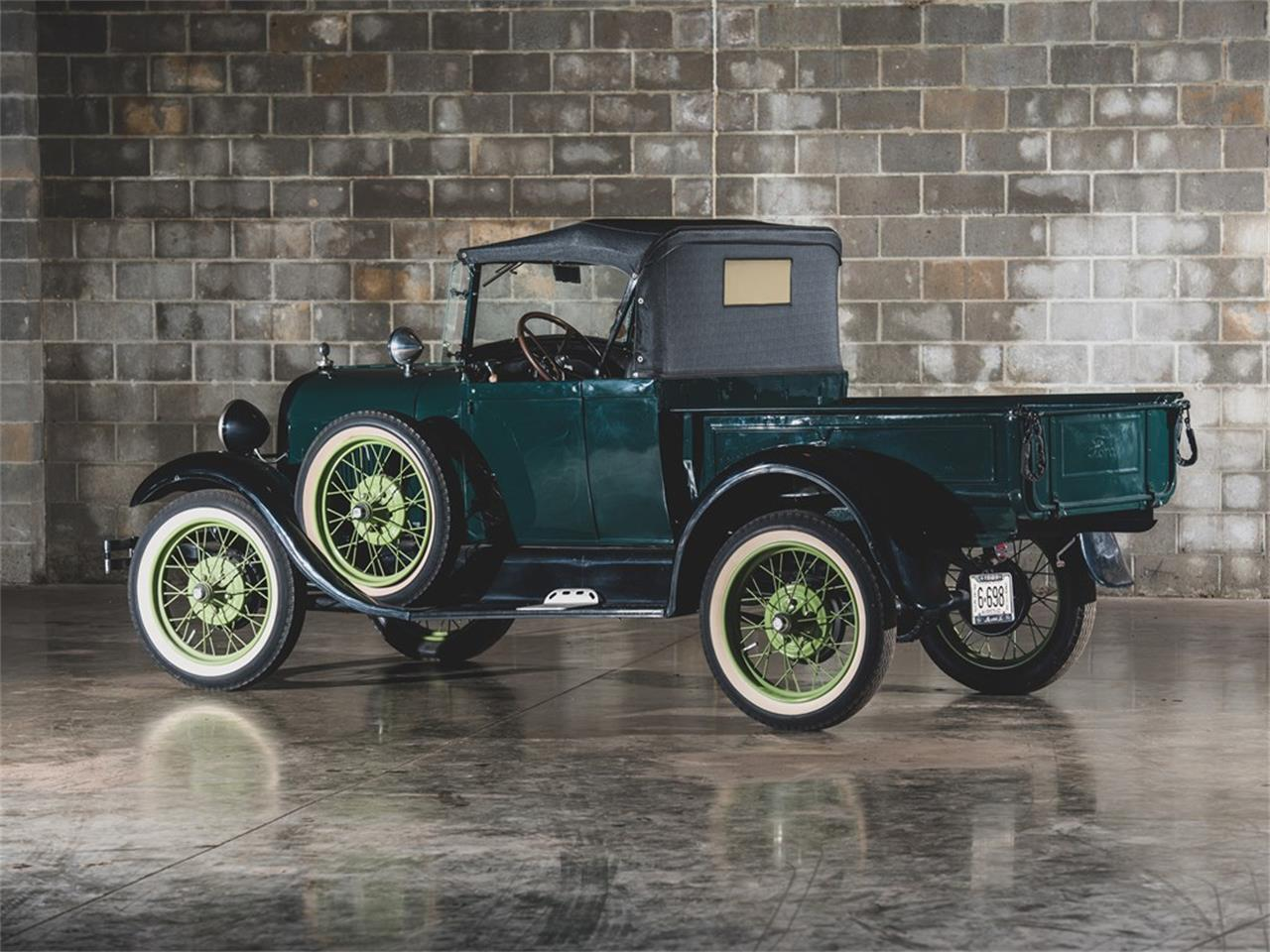 Large Picture of '28 Model 'AR' Open Cab Pickup - PMO2
