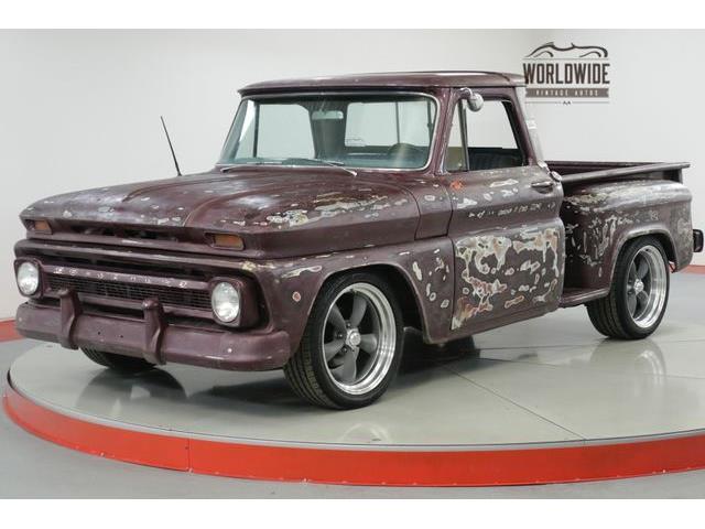 Picture of '66 Chevrolet C10 - $14,900.00 - PINQ