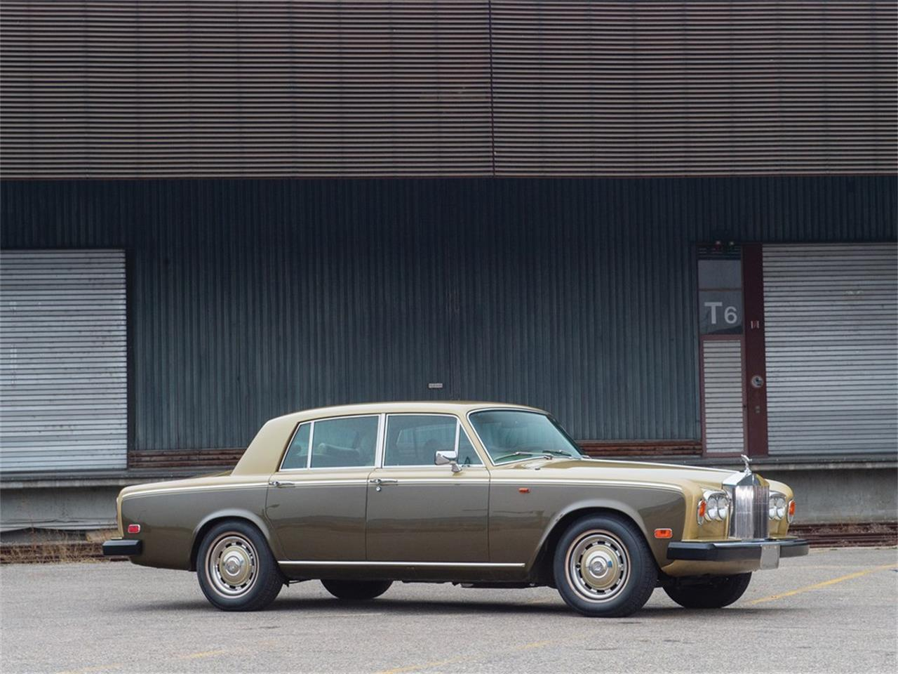 Large Picture of 1979 Silver Shadow II located in Essen  Auction Vehicle Offered by RM Sotheby's - PMPL