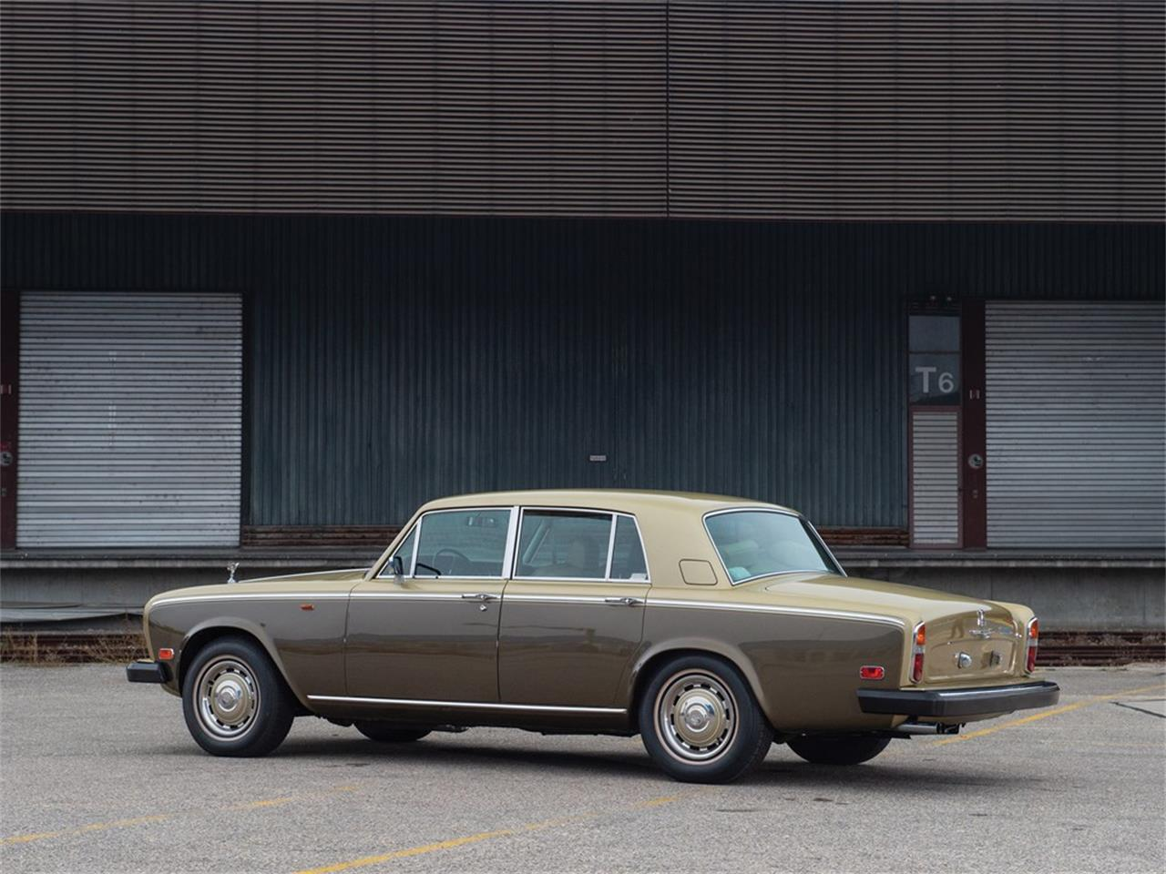 Large Picture of 1979 Silver Shadow II located in  - PMPL