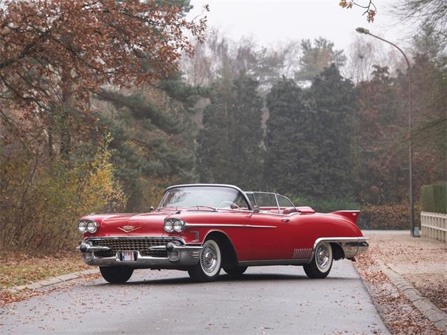 Picture of Classic '58 Cadillac Eldorado Biarritz Auction Vehicle Offered by  - PMPW