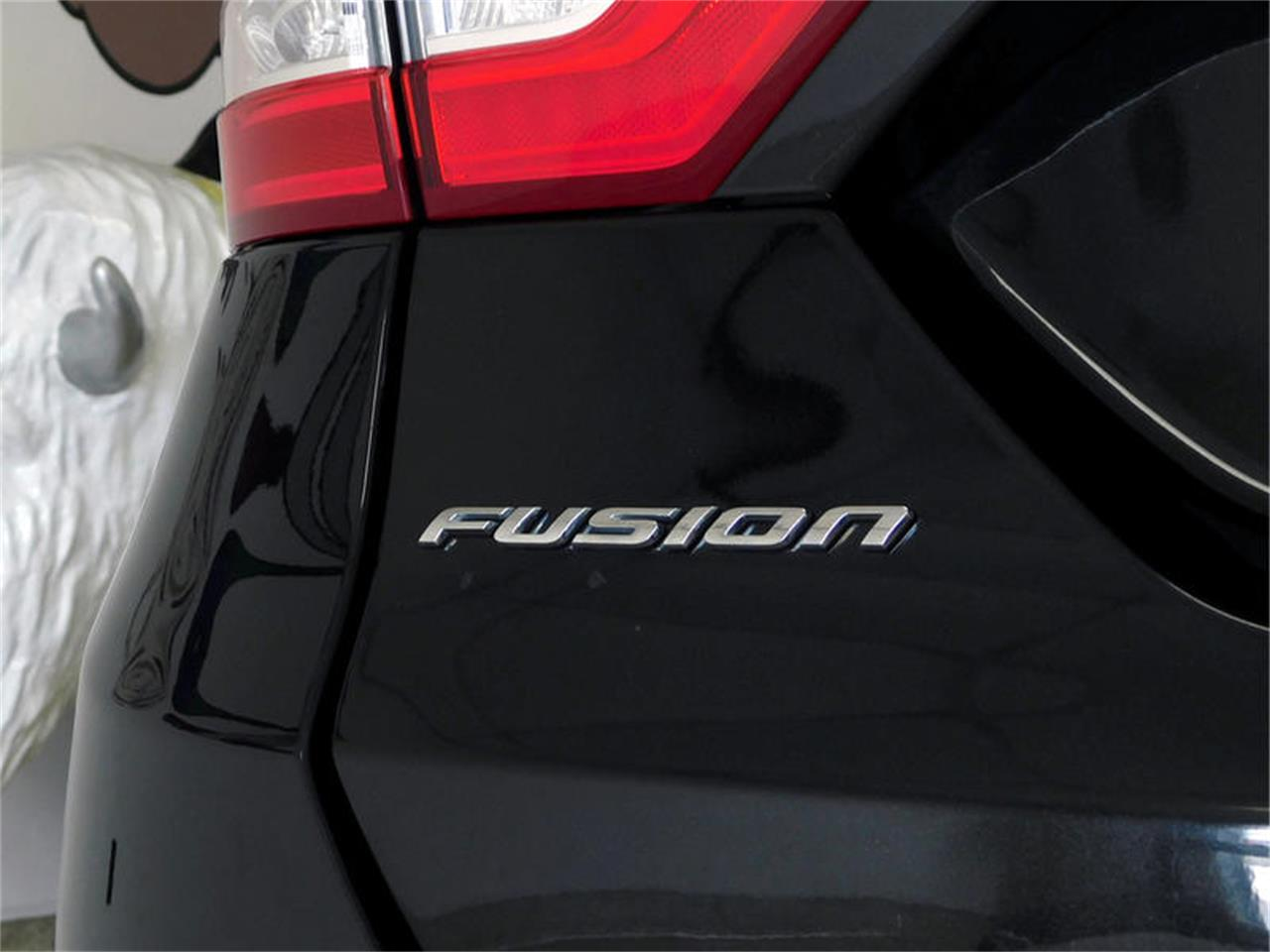 Large Picture of '15 Fusion - PINX