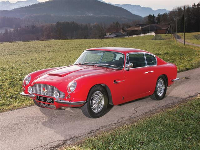 Picture of '66 DB6 - PMR7
