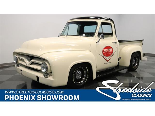 Picture of Classic 1955 F100 Offered by  - PINZ