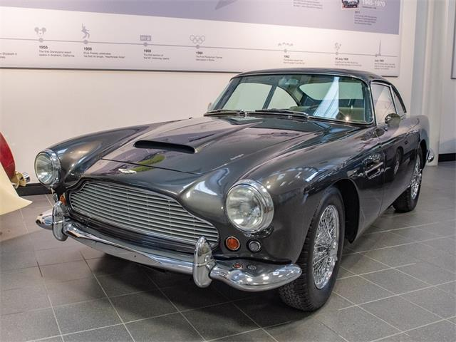 Picture of '62 DB4 Series IV - PMRQ