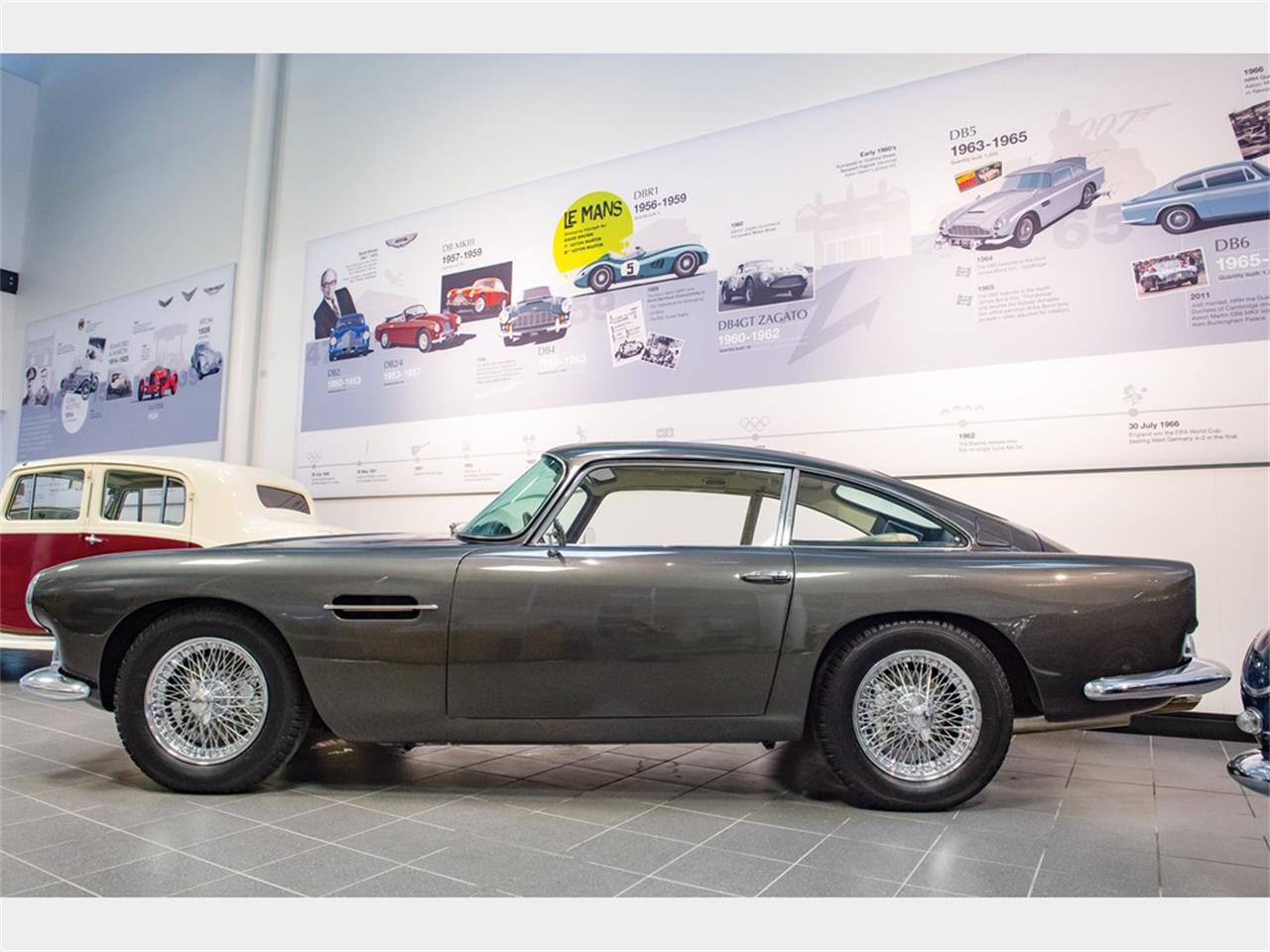 Large Picture of '62 DB4 Series IV located in  Auction Vehicle - PMRQ