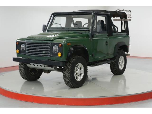 Picture of 1994 Land Rover Defender Offered by  - PIO0