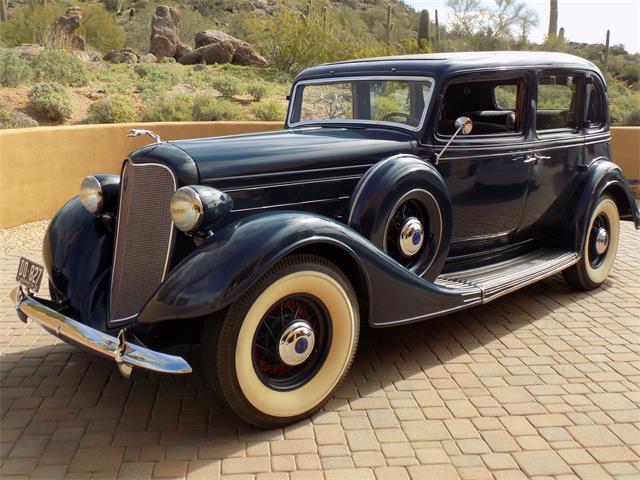 Picture of Classic 1935 K V-12 Offered by a Private Seller - PMT2