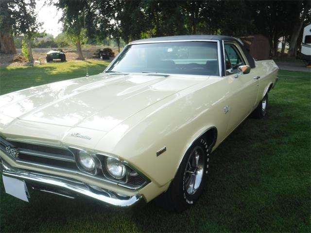 Picture of Classic 1969 Chevrolet El Camino - $35,000.00 - PMTI