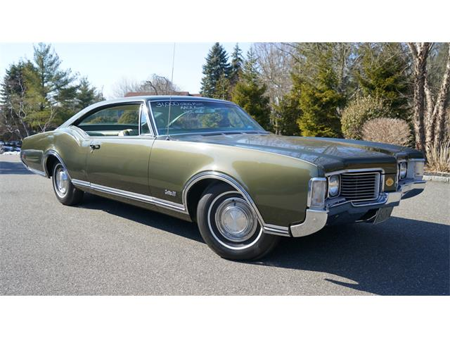 Picture of Classic '68 Oldsmobile Delta 88 located in Old Bethpage New York - $29,900.00 - PMTJ