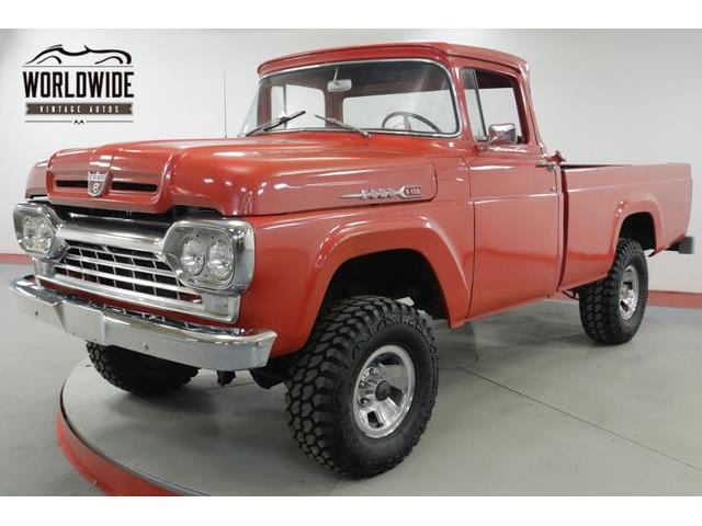 Picture of '60 F100 - PMTX