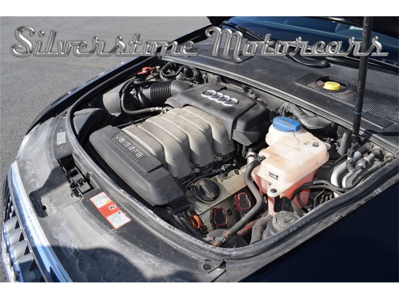 Large Picture of '08 A6 - PMUS