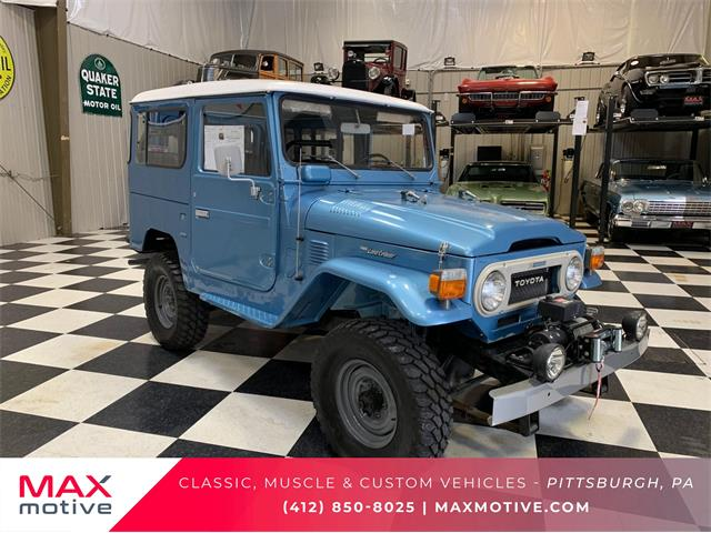 Picture of '78 Land Cruiser FJ40 - PMV8