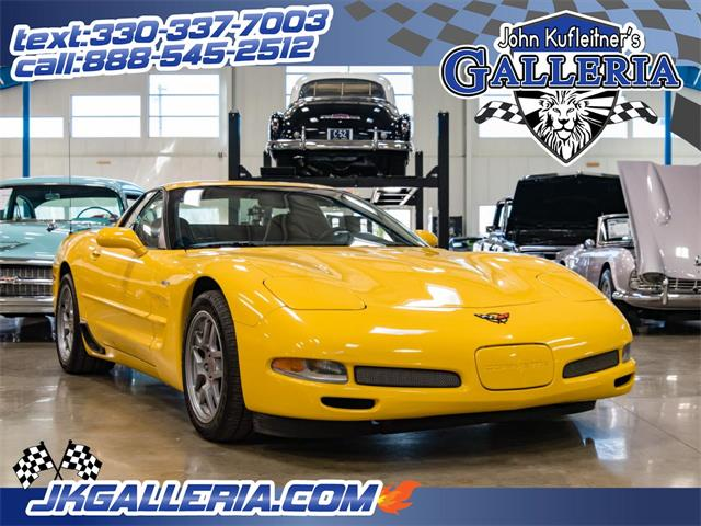 Picture of '02 Corvette - PMVL