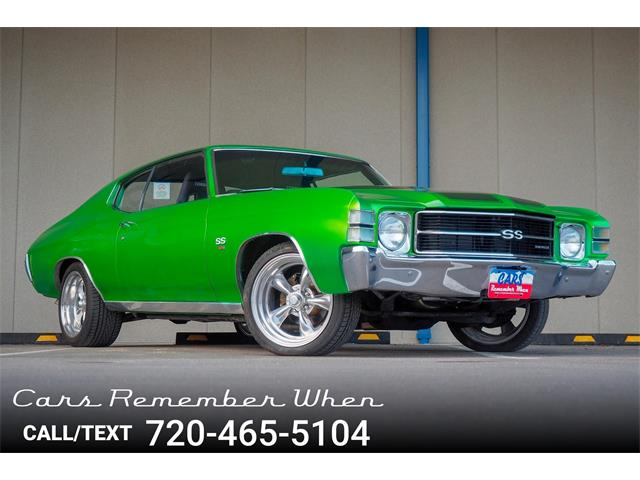 Picture of '71 Chevelle - PMW2