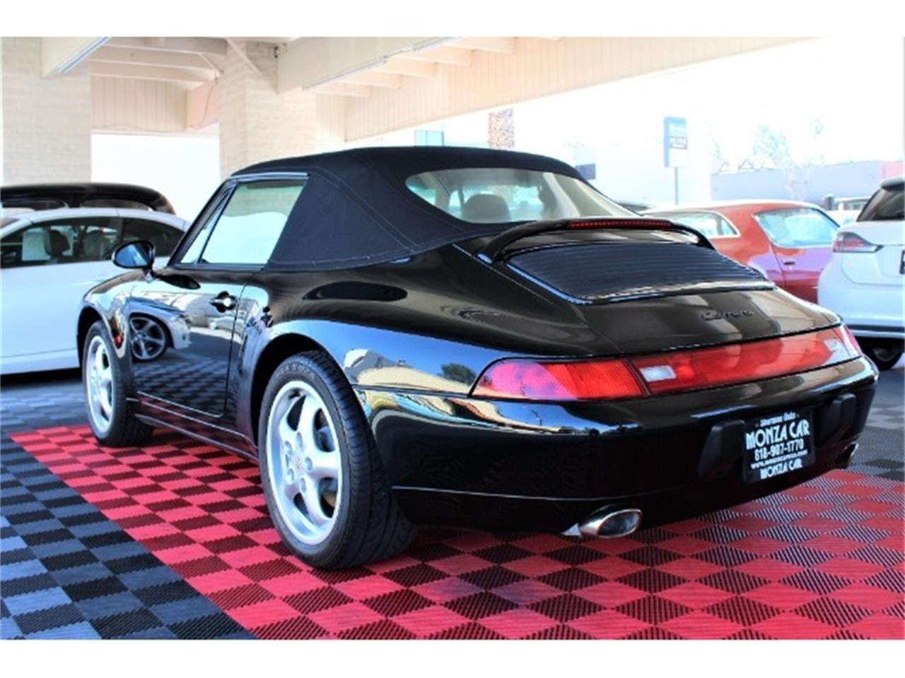 Large Picture of '98 911 Carrera located in Sherman Oaks California - PMWM