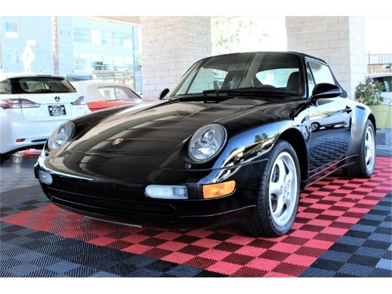 Large Picture of '98 Porsche 911 Carrera located in California Offered by Monza Car - PMWM