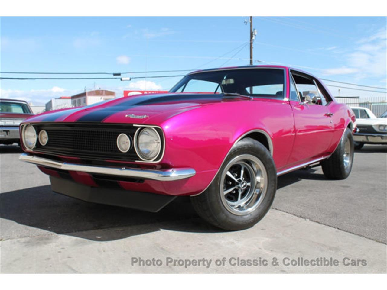 Large Picture of '67 Camaro - PMWU